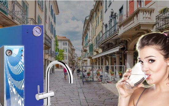 Depuratori acqua domestici varese prezzi