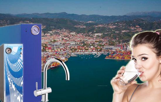 Depuratori acqua domestici la spezia