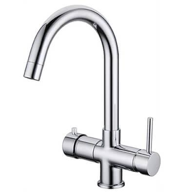 rubinetto depuratore acqua 3 vie
