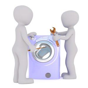 Riparazione di elettrodomestico per deposito di calcare